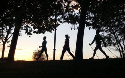 Como protegerse del sol practicando Marcha Nórdica